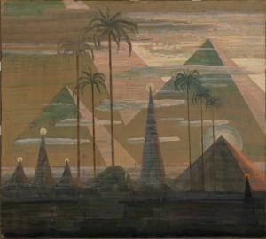 Piramides-andante